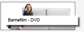 Børnefilm - DVD