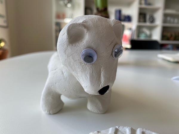Cornelias isbjørn