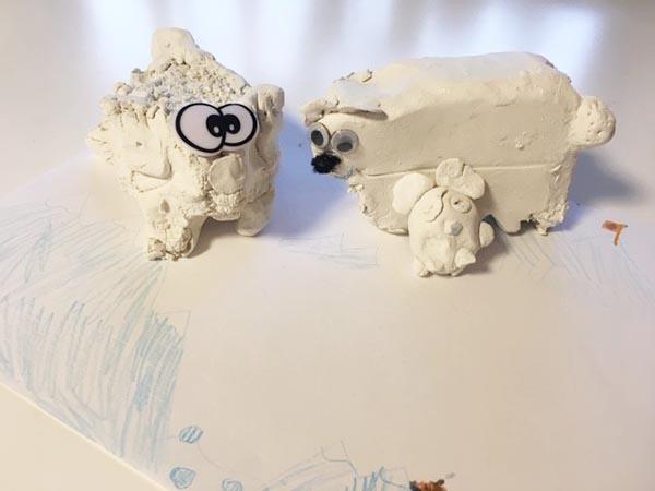 Ellas isbjørn