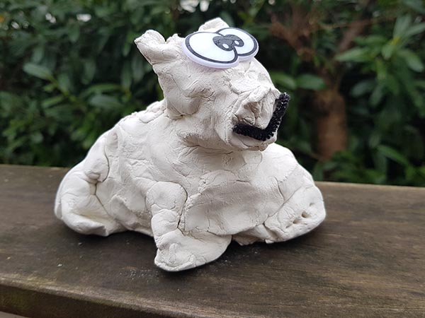 Esthers isbjørn