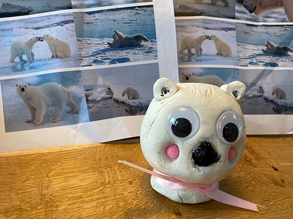 Frejas isbjørn