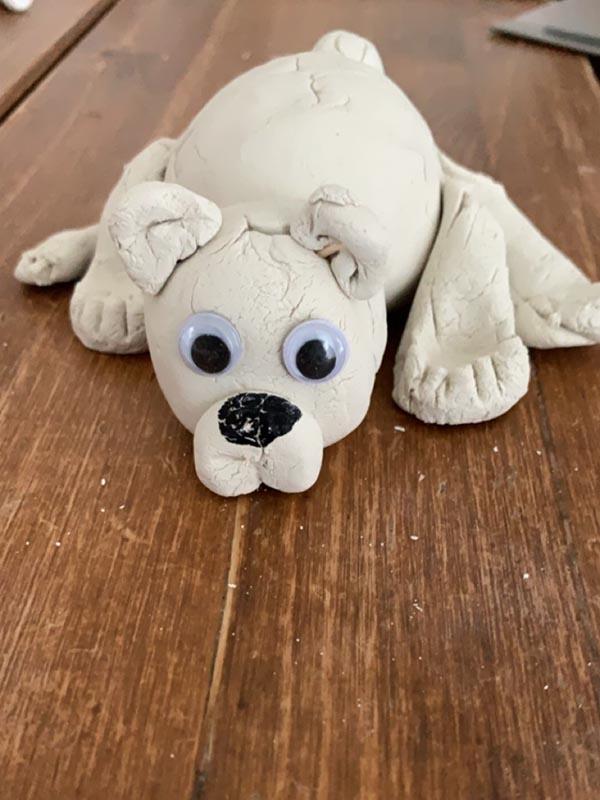 Minas isbjørn
