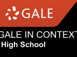 GALE: High School logo