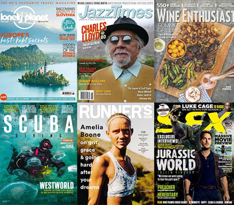 RB Digital - magasiner online