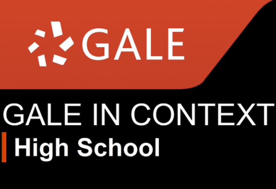 GALE: High School logo