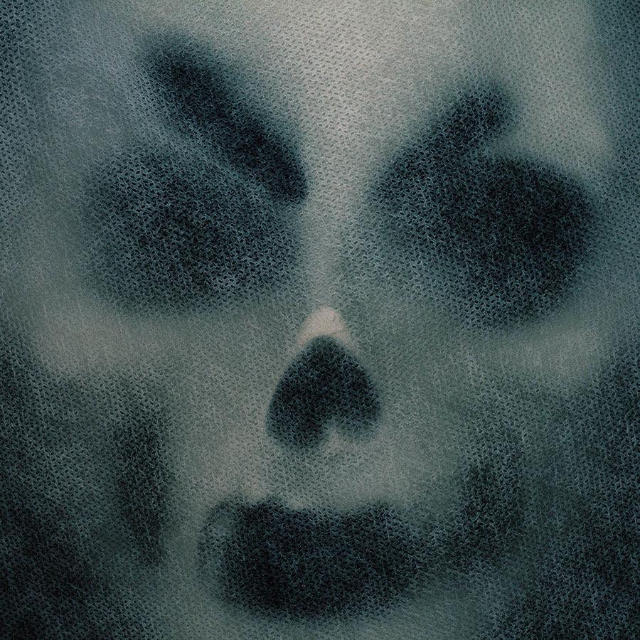Foto: spøgelsemaske
