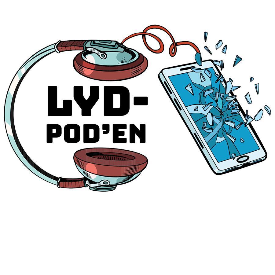 Logo: Lydpod'en