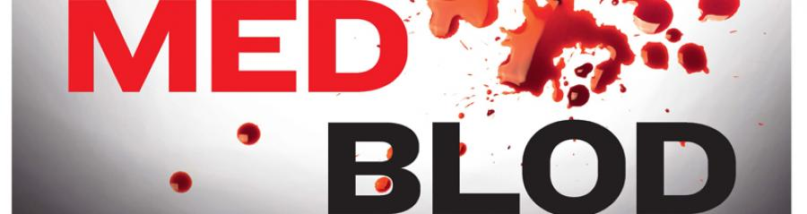 Mord med blod