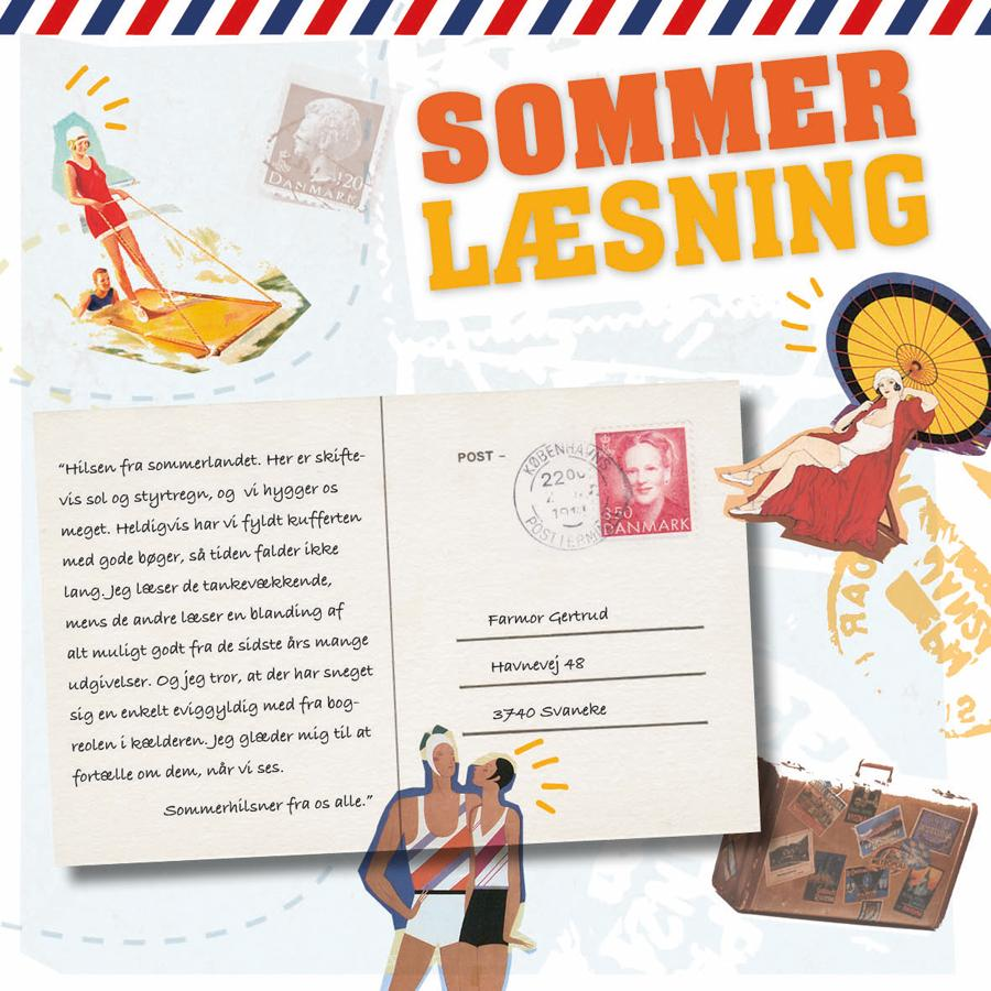 Bogliste Sommerlæsning