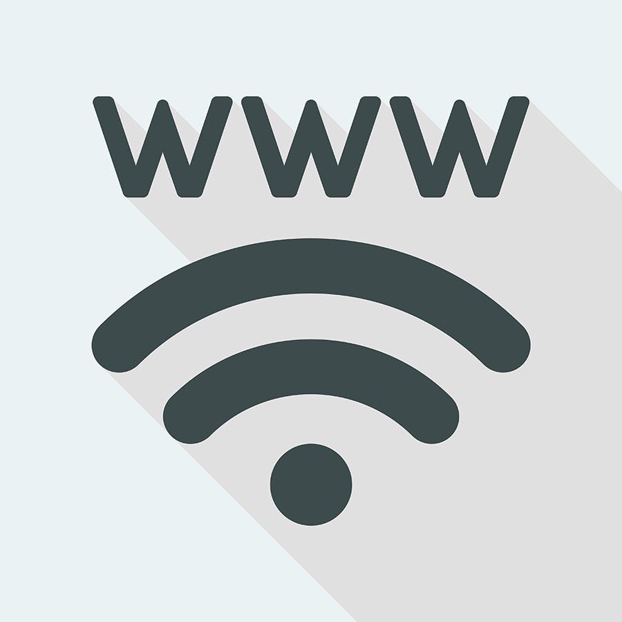 Grafik: wifi ikon